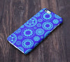 Blue and Green Circle Floral Pattern iPhone 6s Plus/6/5S/5C/5/4S/4 Dual Layer Tough Case #559 - Acyc - 1