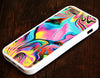 Abstract Color iPhone 6 Plus 6 5S 5 5C 4 Rubber Case - Acyc - 2