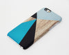 Natrual Wood Geometric Men iPhone 6S Plus 6S 5S 5 5C 4 Dual Layer Durable Tough Case #263 - Acyc - 4