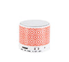 Indigo Ogee Pattern Design Wireless Portable Bluetooth Mini Speaker - Acyc - 4