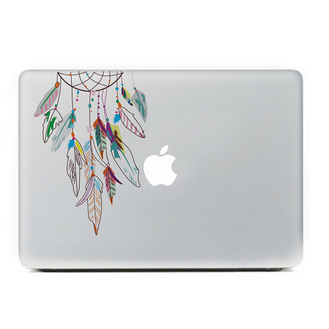 "Colorful  Dreamcatcher DIY Macbook Laptop decal sticker skin for Retina Pro Air 13"" - Acyc - 1"