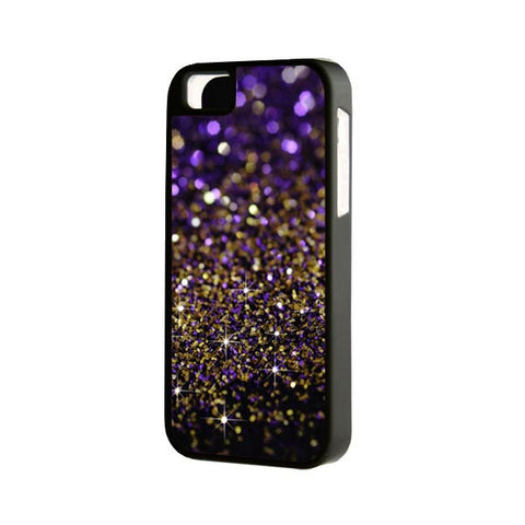 Elegant Glitter Purple iPhone Cases and Samsung Cases - Acyc - 1