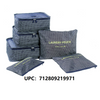 Ac.y.c 7 set Luggage packing Organizer-3 Travel Cubes for Packing 3 Packing Organizer Bags