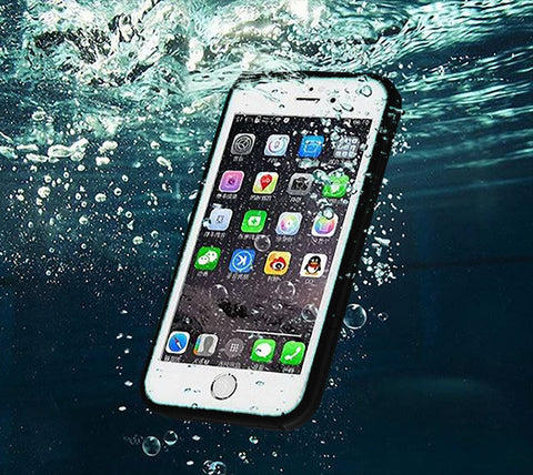 Underwater Waterproof iPhone 6s/6/6 plus/6s plus/5S/5/SE Case Black - Acyc - 1
