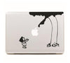 "Little Boy Giving Tree Macbook Laptop decal sticker skin for Retina Pro Air 13"" - Acyc - 1"