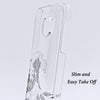 Moon Fariy Tale  Samsung Galaxy S6 Edge Clear Case Galaxy S6 Transparnet Case S5 Hard Case iPhone Crystal  Case - Acyc - 3
