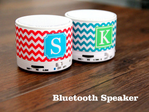 Teen Chevron Customize Custom Wireless Bluetooth Mini Speaker - Acyc - 1