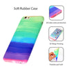 Pastel Abstract Color iPhone 6 Plus/6/5S/5C Soft Protective Case - Acyc - 1