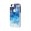 Stylish Blue Sparkle iPhone 5S/5C/5/4S/4 Case - Acyc - 1