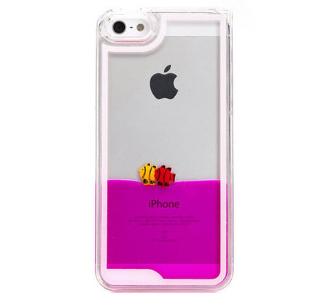 Swimming Water Fish Pink iPhone 6S/6 Case iPhone 6S Plus/6 Plus Case iPhone 5S/5C/5 Case - Free Shipping - Acyc