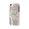 Tree And Birds iPhone 6 Plus 6 5S 5 5C 4 Rubber Case - Acyc - 1