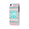 Tribal Pink Monogram iPhone Cases and Samsung Cases - Acyc - 1