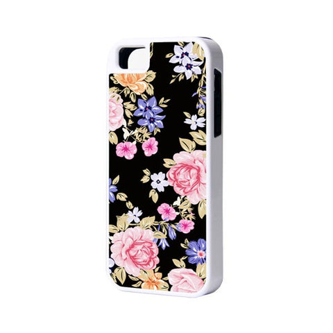 Vibrant Floral iPhone Cases and Samsung Cases - Acyc - 1