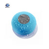 Portable Wireless Waterproof Suction Shower Mini Bluetooth Mic Speaker - Acyc - 2