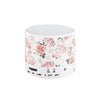 Floral White Pastel Design Wireless Portable Bluetooth Mini Speaker - Acyc - 4