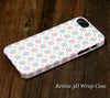Seamless Floral Tough iPhone 6 6 Plus 5S 5C 5 4 Protective Case #229 - Acyc - 1