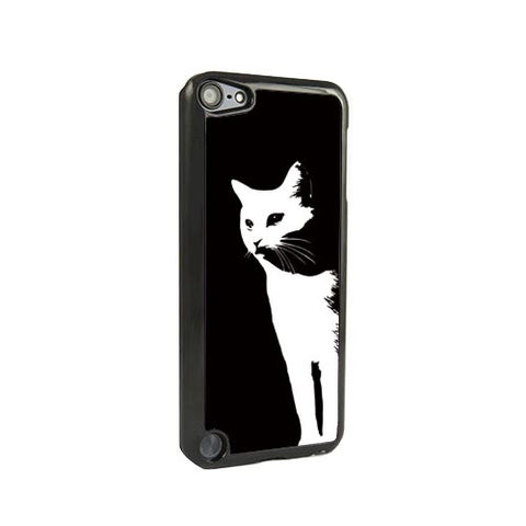Stylish Cat iPod Touch 5 and iPod Touch 4 Case - Acyc