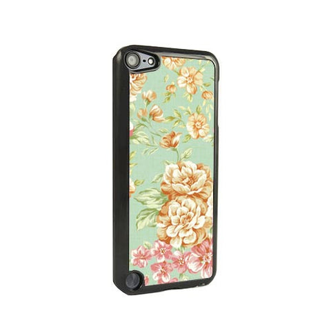 Classy Floral iPod Touch 5 and iPod Touch 4 Case - Acyc
