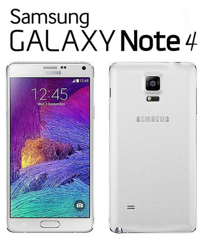 Creat Your Case 3D Wrap Custom Case for Samsung Galaxy NOTE 4 - Acyc - 1