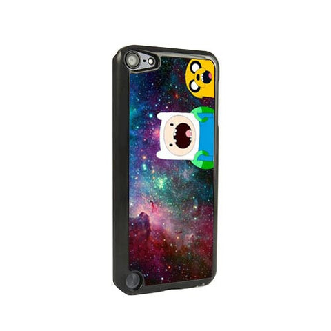 Galaxy Adventure Time iPod Touch 5 and iPod Touch 4 Case - Acyc