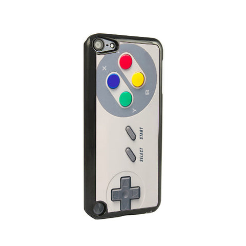 Game Boy Controller iPod Touch 5 and iPod Touch 4 Case - Acyc