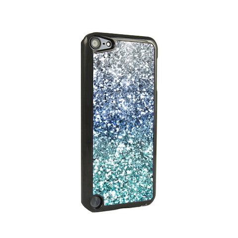Blue Glitter iPod Touch 5 and iPod Touch 4 Case - Acyc