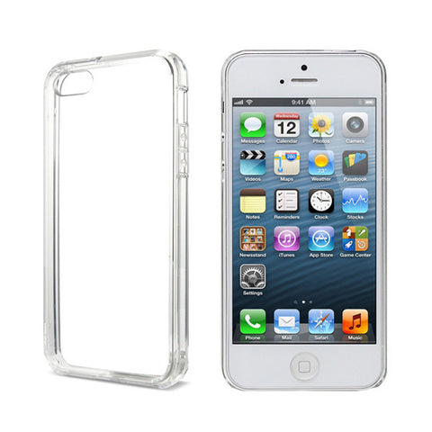 Soft TPU Clear iPhone 5S/5 - Acyc - 1