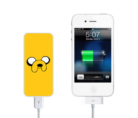 Adventure Time Jake Power Bank External Battery Charger for iPhone and Samsung Andriod - Acyc - 1