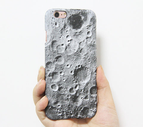 Moon Space iPhone 6S/6 Case Universe Series Hard  iPhone 6 Plus/6S Plus Case - Acyc