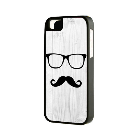 Mustache iPhone 6 Plus 6 5S 5 5C 4 Rubber Case - Acyc - 1