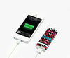 Unique Ethnic Stripes Power Bank Charger for iPhone and Samsung - Acyc - 2