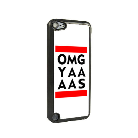 OMG YAAAS iPod Touch 5 and iPod Touch 4 Case - Acyc