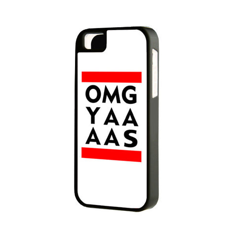 OMG YAAAS iPhone 5S / 5C / 5 / 4S / 4 Cases - Acyc - 1