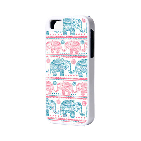 Elephant iPhone 6 Plus 6 5S 5 5C 4 Rubber Case - Acyc - 1