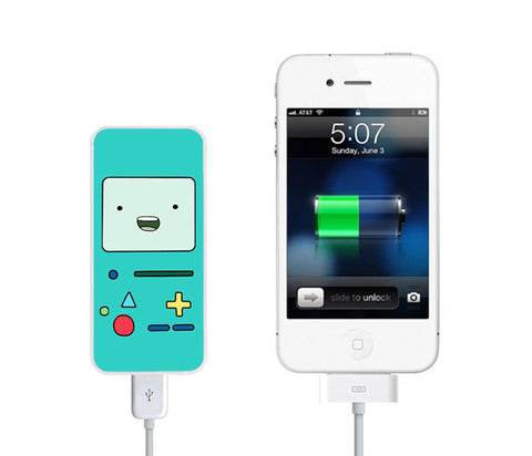 Adventure Time Beemo BMO Power Bank External Battery Charger for iPhone and Samsung Andriod - Acyc - 1