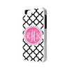 Quatrefoil Monogram iPhone Cases and Samsung Cases - Acyc - 1