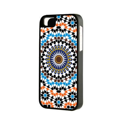 Geometric iPhone 6 Plus 6 5S 5 5C 4 Rubber Case - Acyc - 1