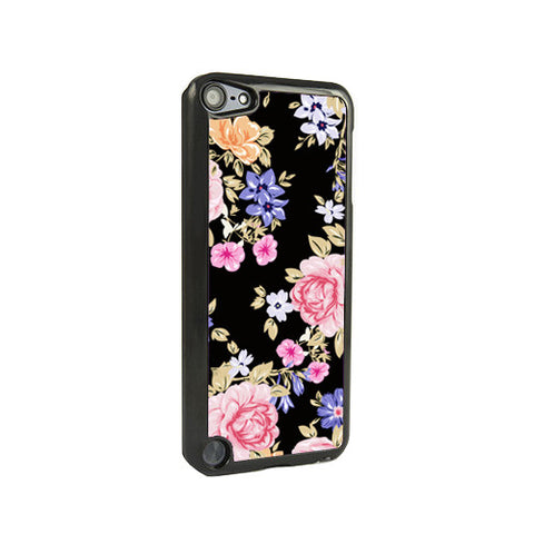 Retro Floral iPod Touch 5 and iPod Touch 4 Case - Acyc