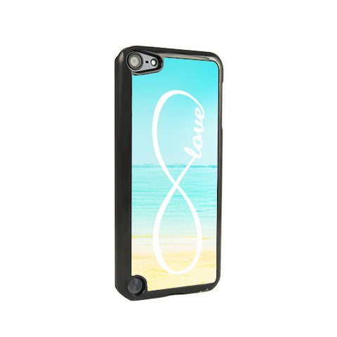 Summer Beach Sea Infinity Love iPod Touch 5 and iPod Touch 4 Case - Acyc