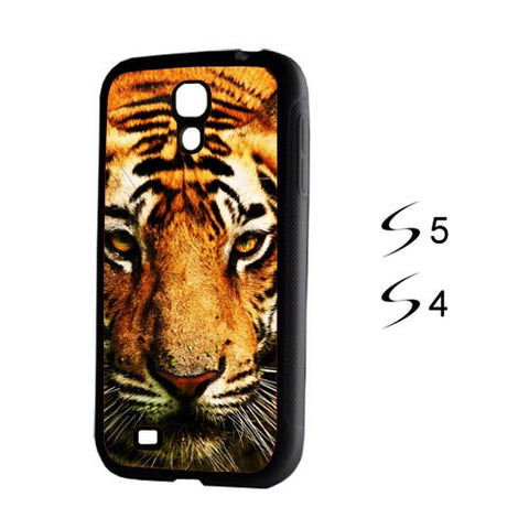 Tiger Style Samsung Galaxy S5 and Galaxy S4 Case - Acyc - 4