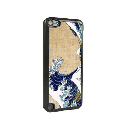 Wave on Wood iPod Touch 5 and iPod Touch 4 Case - Acyc