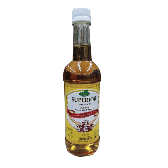 Cems Honey Superior Unfiltered 500ml