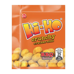 Hi-Ho Crunchy Nuts Barbeque 20x5g