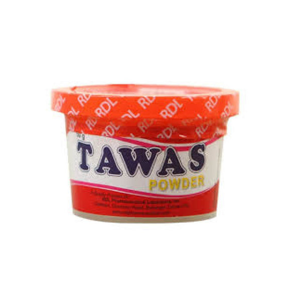 RDL Tawas Powder Plain 50g