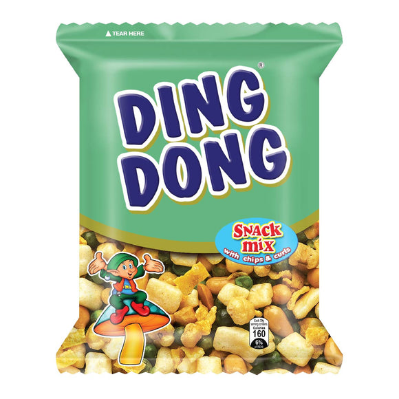 Ding-Dong Snack Mix Big Pack 95g