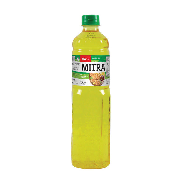 Mitra Palm Oil Plastic Container 950ml