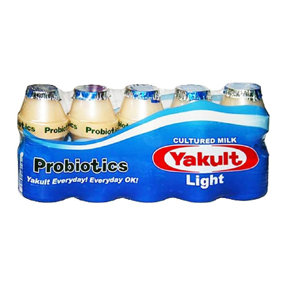 Yakult Light Probiotic Drink 5x80ml