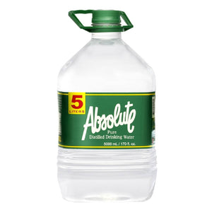 Absolute Distilled Water 5000ml