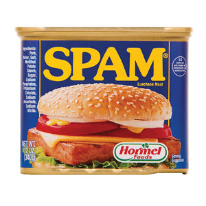 Spam Luncheon Meat Regular Classic 12oz