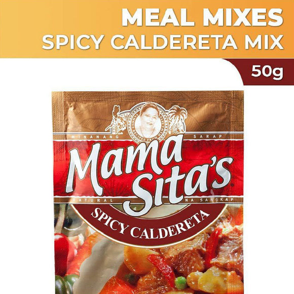 Mama Sita's Spicy Caldereta Meal Mix 50g